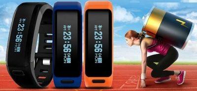 Batería pulseras de actividad