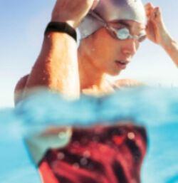 Fitbit Charge 4 natación