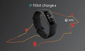 Smartband Fitbit Charge 4 con GPS