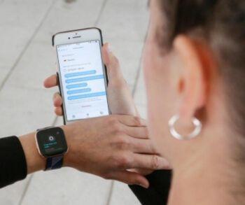 Fitbit Versa 2 compatibilidad con móvil
