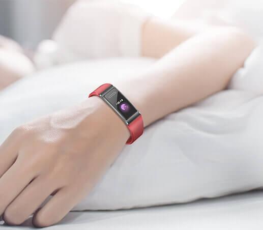 Huawei band 4 pro analisis del sueño