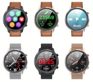 Personalización de pantalla smartwatch
