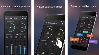 Apps Ecualizador auriculares bluetooth