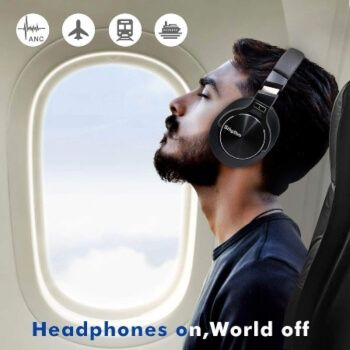 Auriculares inalámbricos con cancelación activa de ruido