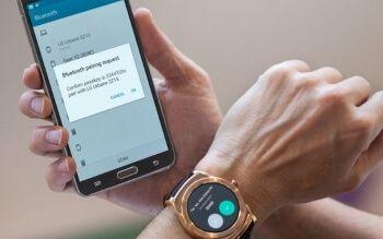 Conectividad smartwatch con smartphone
