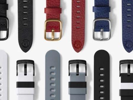 Tipos de correas smartwatch