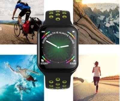 Smartwatch deportivo perfiles deportes