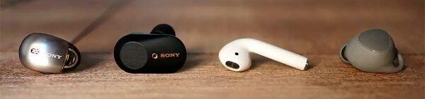 Tipos de Auriculares in ear bluetooth